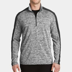 Adult Heather 1/4 Zip Pullover Thumbnail
