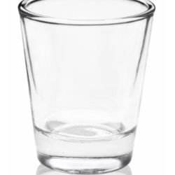 1.75oz Clear Shot Glass Thumbnail