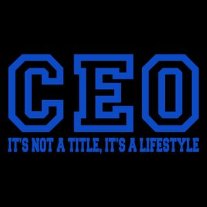 CEO Its a Lifestyle (BLUE) Thumbnail